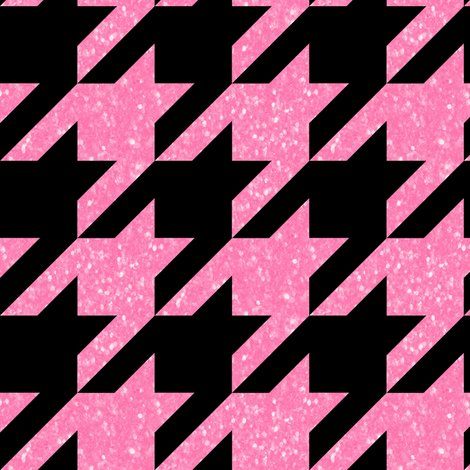 Rthe_houndstooth_check___black_and_pink_glitter___peacoquette_designs___copyright_2017_shop_preview