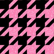 Rthe_houndstooth_check___black_and_pink_glitter___peacoquette_designs___copyright_2017_shop_thumb
