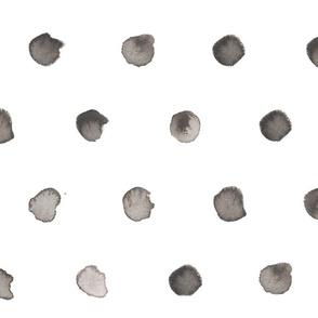 Ink Polka Dots Large