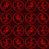 R13th_century_dragon_tile___richelieu_red_on_black____peacoquette_designs___copyright_2016_shop_thumb