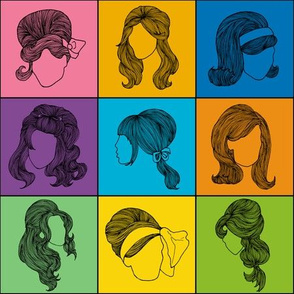 60s Hairstyles