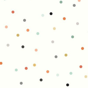 Confetti Dot Medium