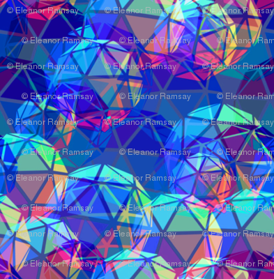 Geodesic Blues