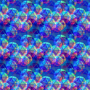 Geodesic Blues