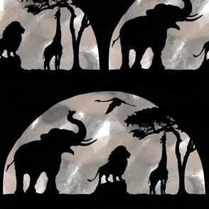 Grey Africa