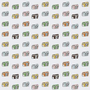 Cameras_Little Pattern