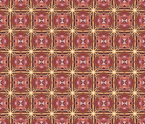 plumagery 17 fabric by hypersphere on Spoonflower - custom fabric