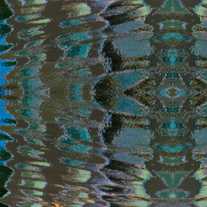 Water Reflection # 1