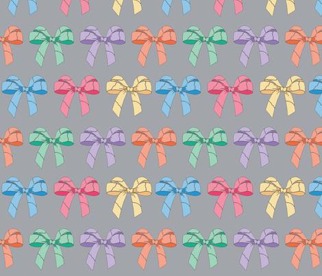 rainbow_ribbons fabric by escha_stein on Spoonflower - custom fabric