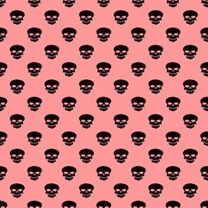 Skulls on Coral