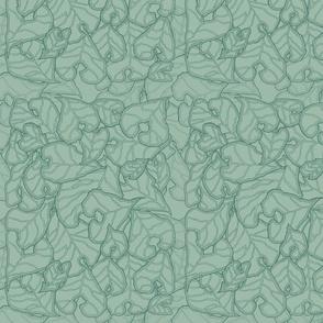 green_leaves
