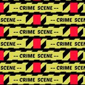 Crime Scene-busy tape