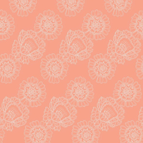 floral_rows_coral