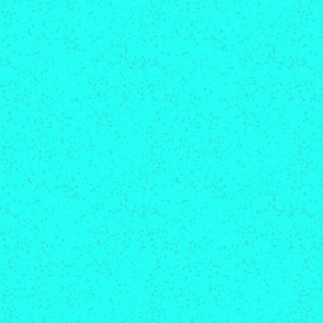 Neon Turquoise Static - 1986
