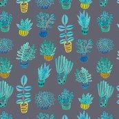 Succulent_repeat_pattern_tile_dark_grey_150dpi_shop_thumb