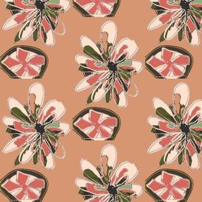 Terracotta Succulents