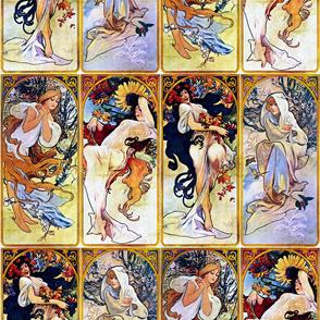 1895 The Four Seasons