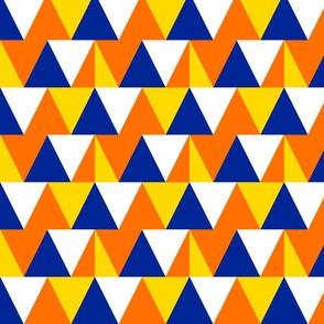 triangles // broncos