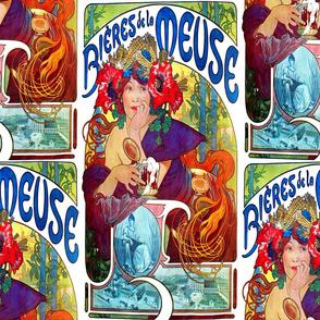 1897 1897 Bières de la Meuse