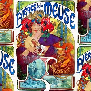 1897 Bières de la Meuse