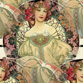 1897 F Champenois Imprimeur Editeur Daydream