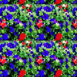 Floral geo