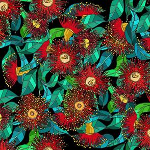 GeorgieSharp - eucalyptus flower_2