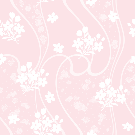 Etta peony fabric by lilyoake on Spoonflower - custom fabric
