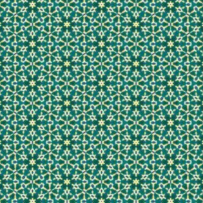 Lacy Hexagons