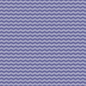 chevron squiggles blue