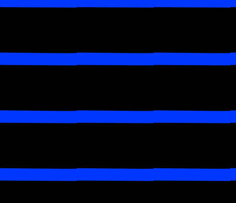 Thin Blue Line fabric by blue_line_bowtique on Spoonflower - custom fabric