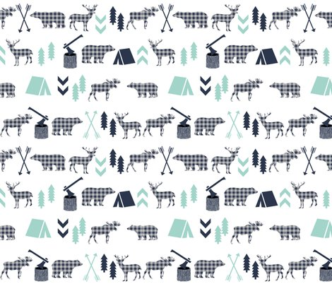 Rrplaid_animals_navy_plaid_shop_preview