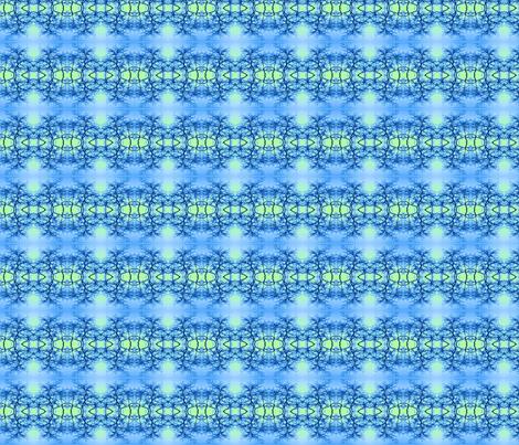 winter beach fabric by twigsandblossoms on Spoonflower - custom fabric