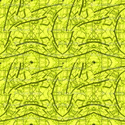 Chartreuse lines