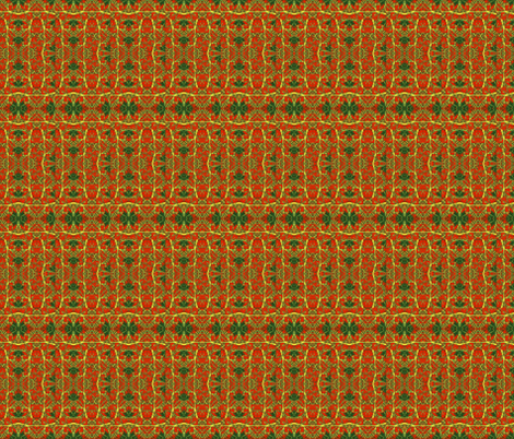 Irish rows fabric by twigsandblossoms on Spoonflower - custom fabric