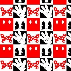 Cartoon squares