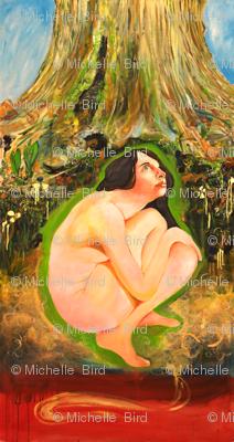 Gaia The Earth Goddess