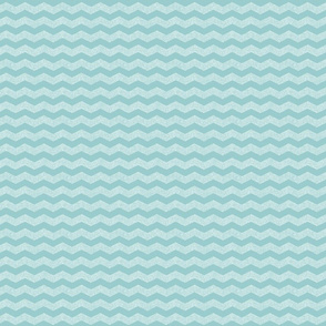 chevron squiggles powder blue