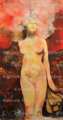 Fire Goddess Pele