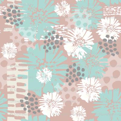 Summer Geo Florals