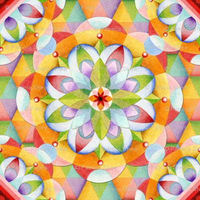 Big Top Mandala