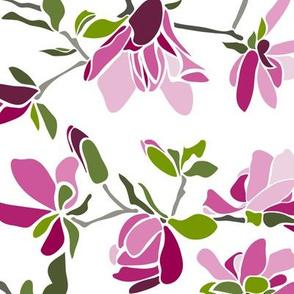 Cutouts Magnolia