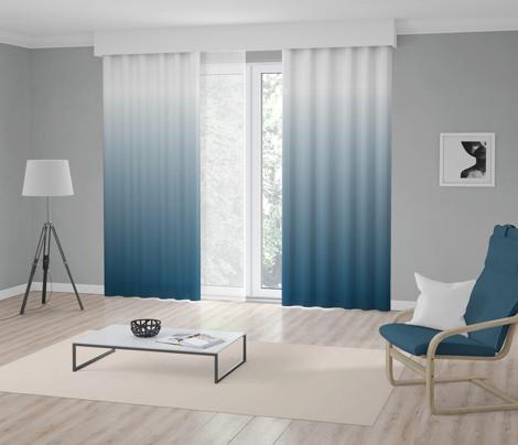Blue-White-Lazy-Dip-Dye-Curtains