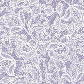 lace // pantone 98-1