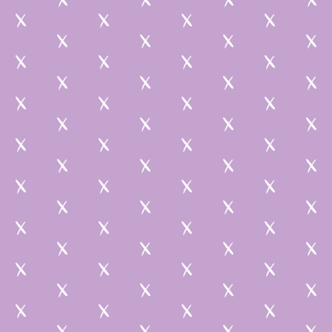 x fabric purple lavender lilac coordinate fabric fabric by charlottewinter on Spoonflower - custom fabric