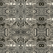 Night and Day Mudcloth