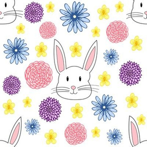 Blooming bunnies