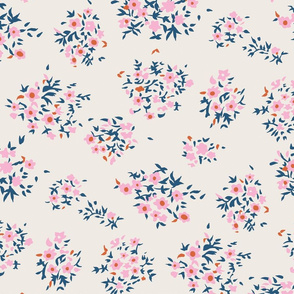 Ditsy Matisse Floral