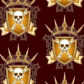 Skull Shield 1