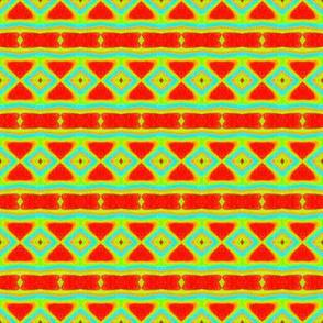 Dazzling Tribal Stripe